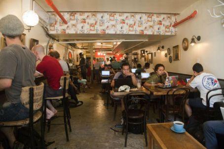 coffe shop in harlem new harlem