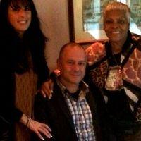 Harlem Fave Dionne Warwick Welcomes Italian Tenor