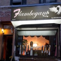 Flamboyant Hair Salon Opens In Harlem