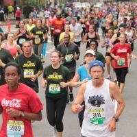 """NYC Marathon """"Harlem Miles"""" In Harlem"""