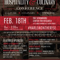 Harlem Hospitality & Culinary Conference 2015