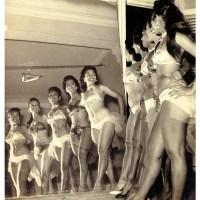 Harlem Burlesque Dancers, 1950's
