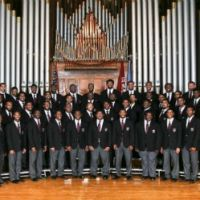 The World Renowned Morehouse College Glee Club In Harlem