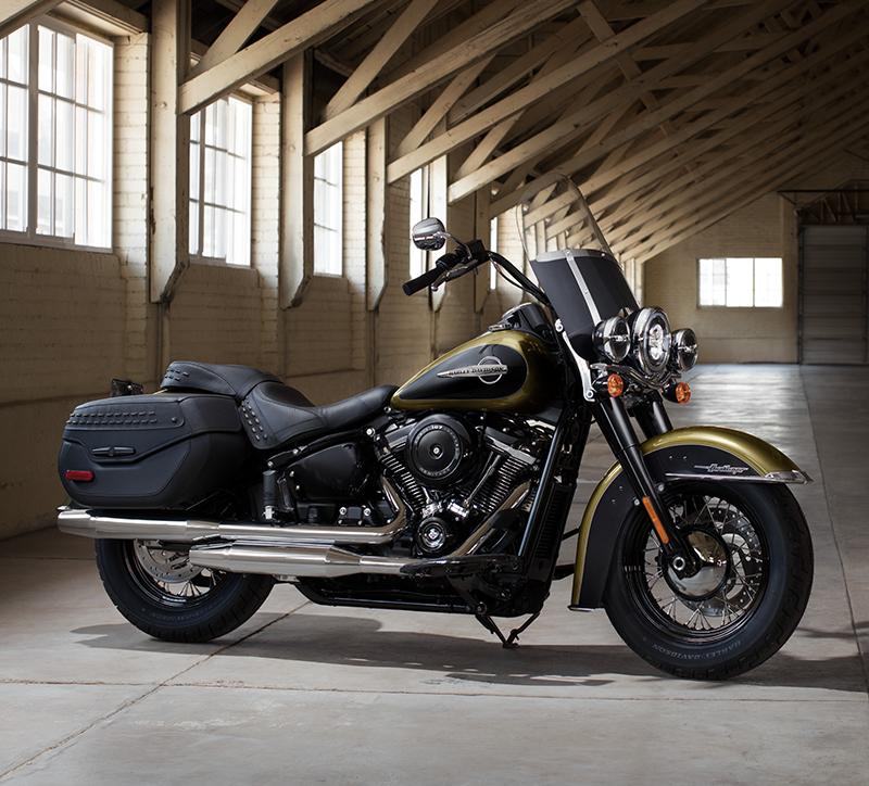2018 Heritage Classic Harley-Davidson USA
