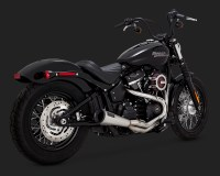Vance & Hines Softail Exhausts - V&H Harley Softail Systems
