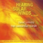 Hearing Solar Winds Alight