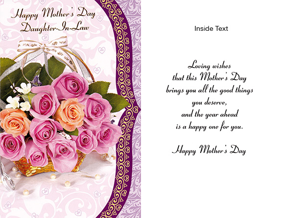 Wrapped mother\u0027s day cards