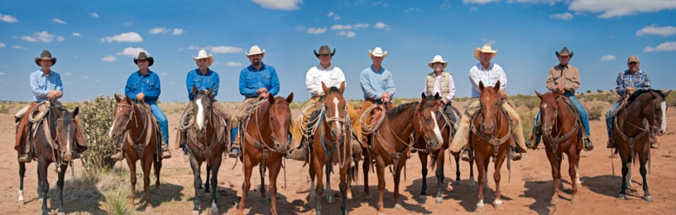 Tucumcari Cattle Drive