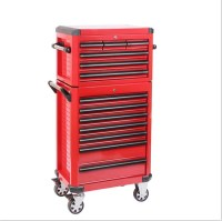 Heavy Duty 6 Drawer Top Tool Chest and 7 Drawers Roller
