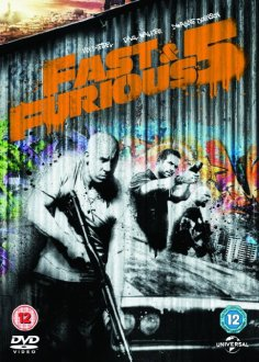 Fast & Furious 5 Outlaw edition DVD