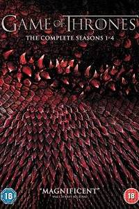 Game of Thrones DVD 1-4