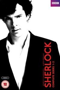 Sherlock 1-3 DVD