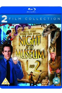 night at the museum 1 & 2  Blu