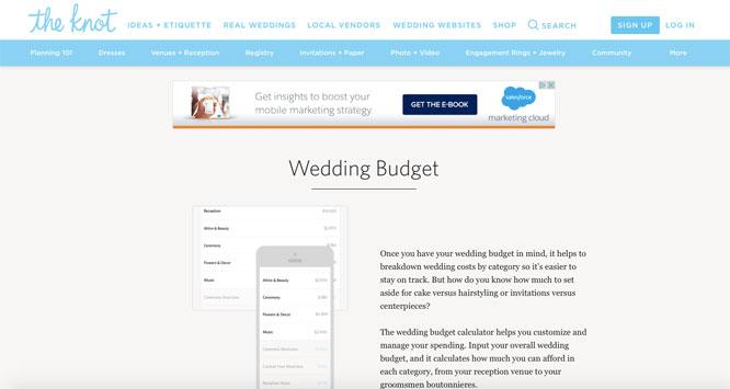 Harsanik - Harsanik\u0027s Three Favorite Wedding Budgeting Tools