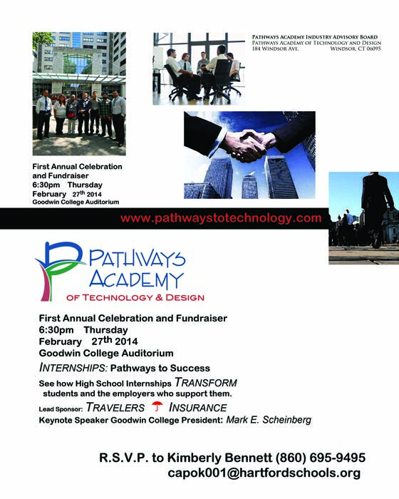 Pathways Academy of Technology  Design Holds their First Annual