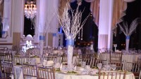 Sweet 16 Centerpieces - Hart to Hart