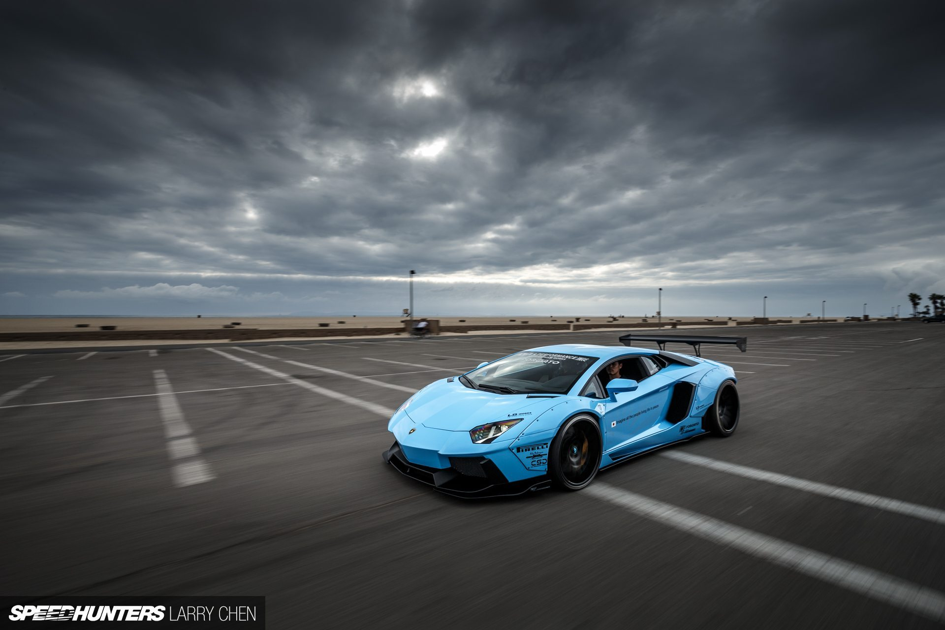 Sick Wallpapers For Iphone 6 Wallpapers Lamborghini Aventador By Liberty Walk