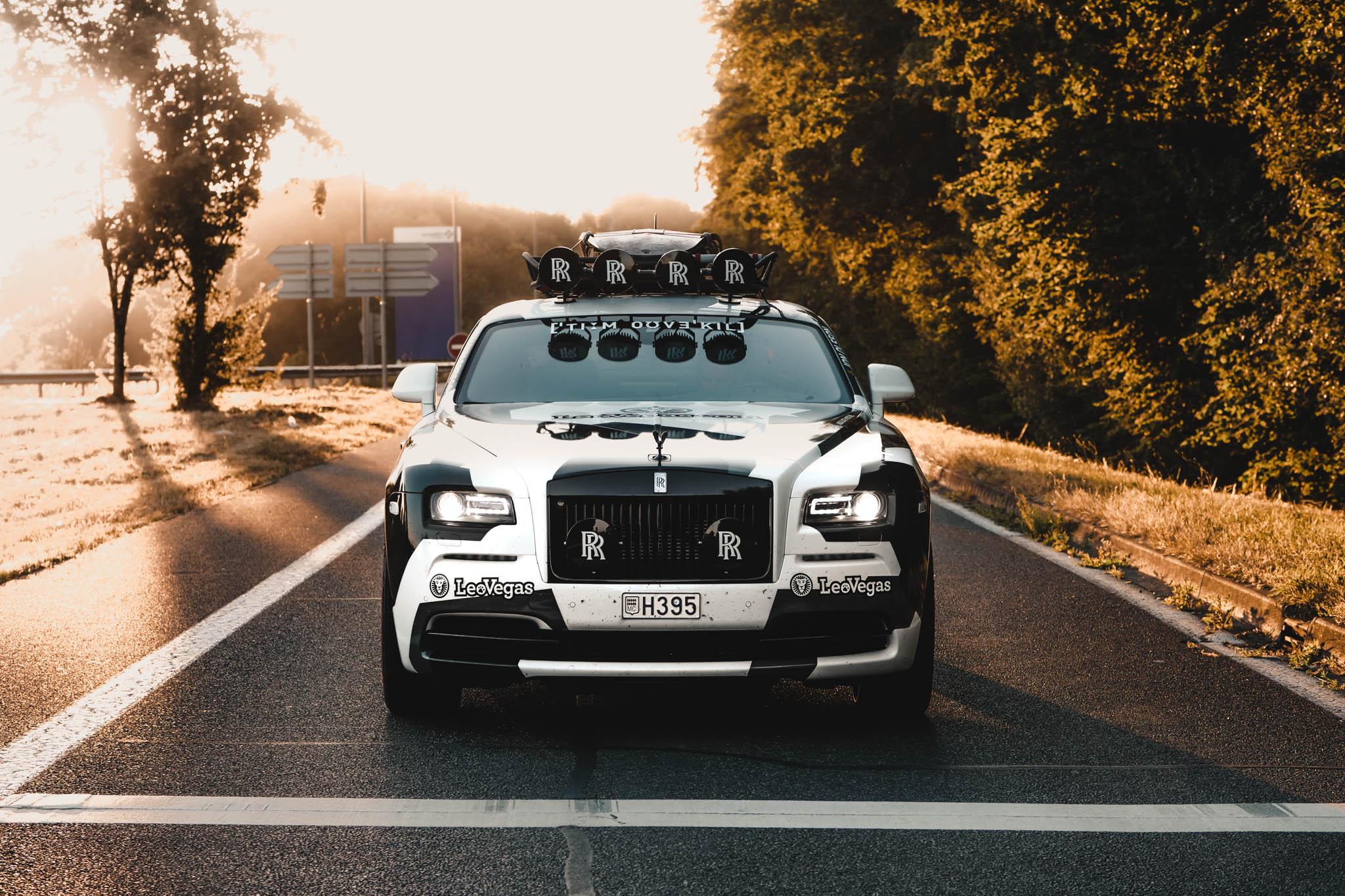 Dubai Police Car Wallpapers Video Dit Is De Rolls Royce Wraith Van Jon Olsson