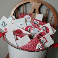 Post turkey day reflections & a new holiday tradition: The Advent Basket