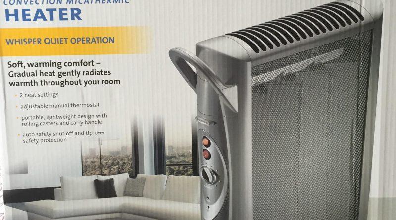 Bionaire Micathermic Convection Heater Harvey Costco