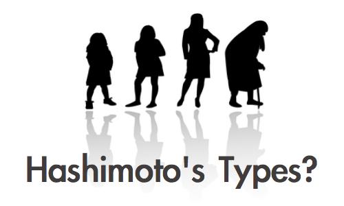Hashimotos Types