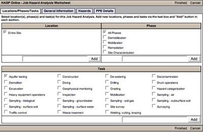 Job Site Analysis Template – Job Site Analysis Template
