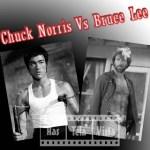 Has Tela Lutas – Bruce Lee vs Chuck Norris