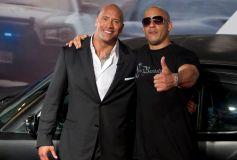 Briga entre Dwayne Johnson e Vin Diesel pode ser marketing para W.W.E