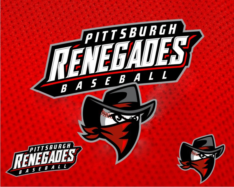 Logo Design Contest for Pittsburgh Renegades Baseball Hatchwise