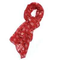 Christmas Scarves - perfect Chemo Head Scarf, Cancer, Hair ...