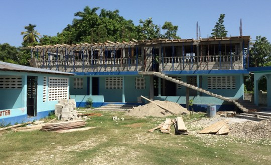 Construction of Secondary Classrooms-2