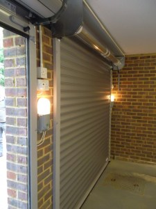 New Hormann Roller Garage Doors inside