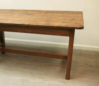Long French Oak Rustic Dining Table | Haunt - Antiques for ...