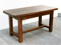 French Rustic Elm Kitchen Table | Haunt - Antiques for the ...