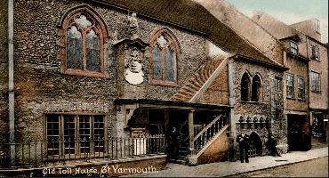 Tolhouse Gaol Great Yarmouth Norfolk