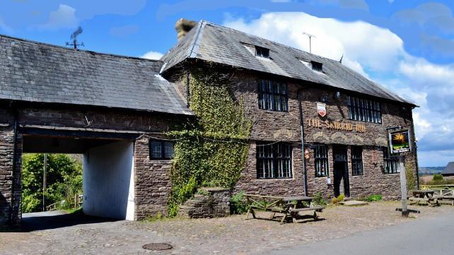Skirrid Inn  Abergavenny, South Wales
