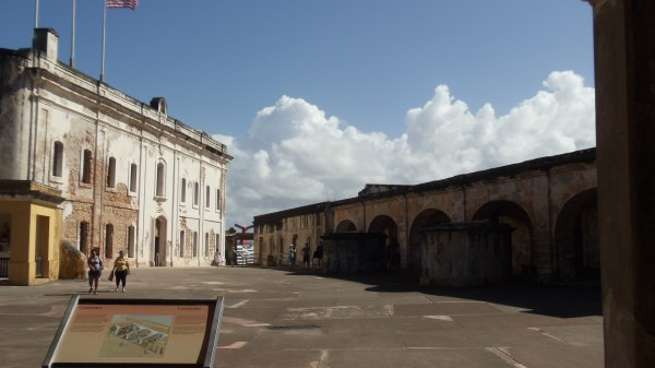 Main Plaza San Cristobel