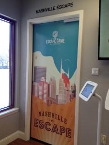 Nashville Escape Room