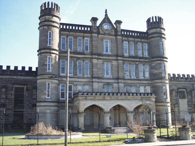 West Virginia State Penitentiary - Photo: Tim Kiser