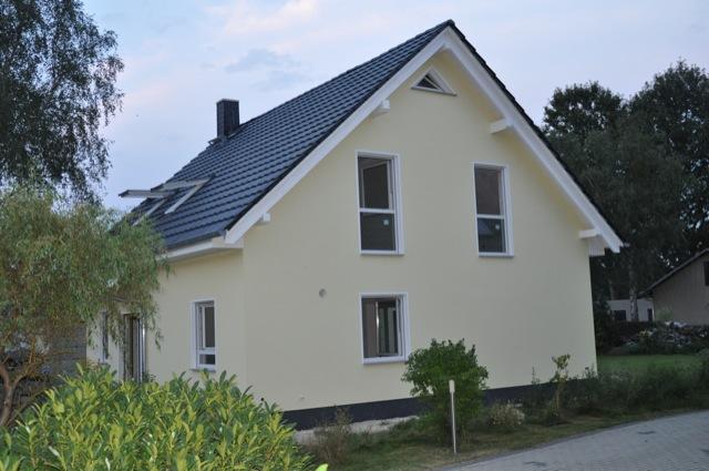 Fassadenfarbe Grüntöne harzite - fassadenfarbe beispiele