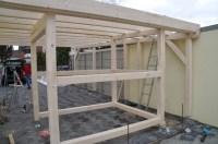 Foto-Vorstellung: Carport und Terrassenberdachung mit ...
