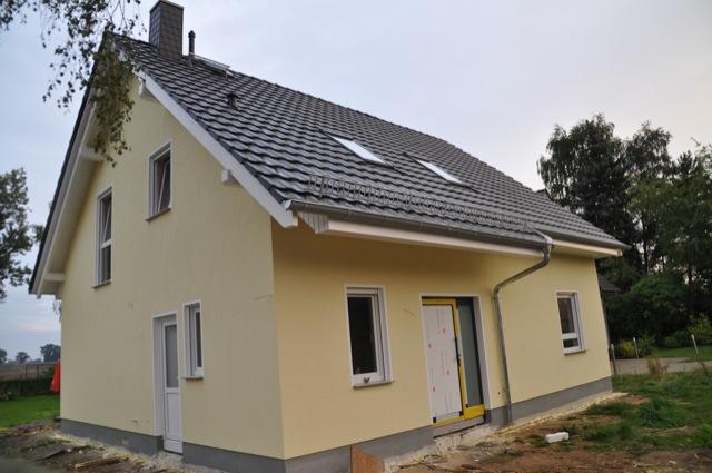 Fassadenfarbe Einfamilienhaus harzite - fassadenfarben fur hauser