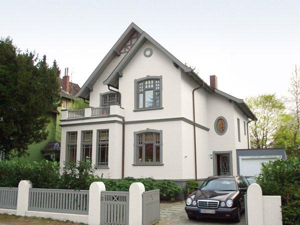 GALERIE GROSS wwwhaus-farbede - fassade streichen welche farbe