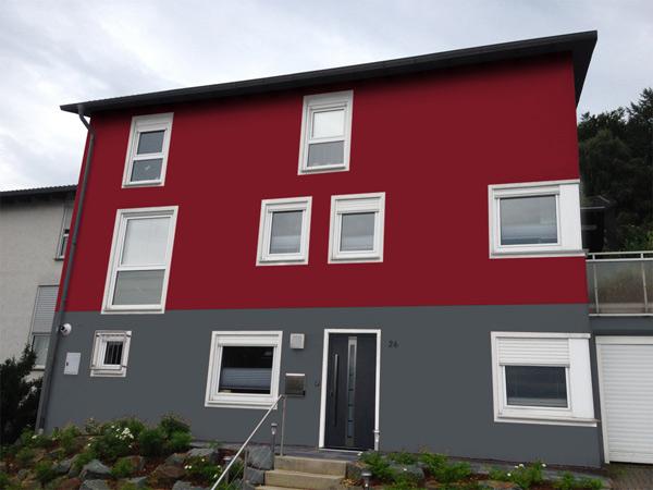 GALERIE GROSS wwwhaus-farbede - fassadenfarbe haus