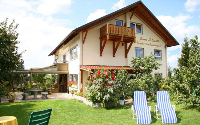 GuestHouse Schmitt - holiday flat vacation apartments Bad - bad krozingen
