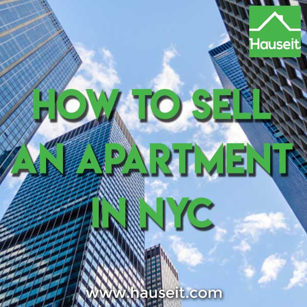 how to sell apartments