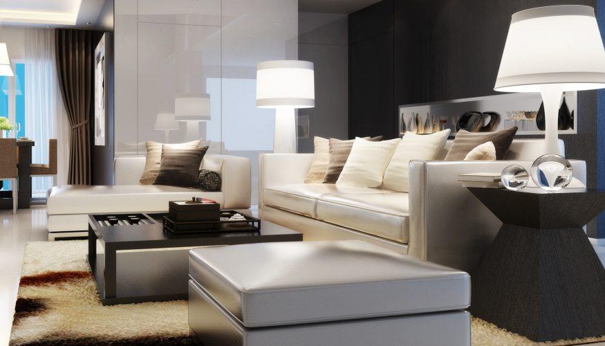 Wohnung modern einrichten - 4 Tipps - Haushaltstippsnet - wohnung schon einrichten