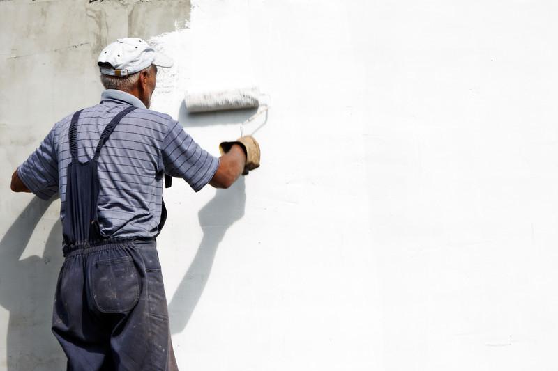 Fassade steichen » Diese Kosten fallen an - was kostet fassade streichen