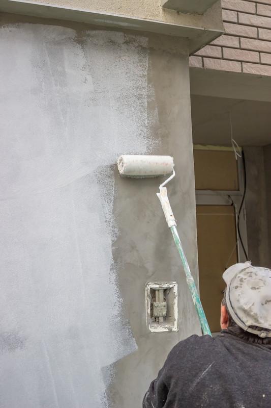 Fassade streichen » Der große Ratgeber » mit Anleitung - fassade streichen