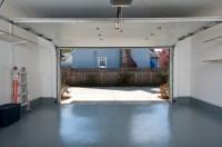 Garagenboden ausgleichen  Mit diesen Methoden klappt's